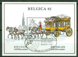 Belgien Block 53 O - Blocks & Kleinbögen 1962-....