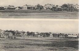 Old Postcard, Pakistan, West Ridge, Rawal Pindi, Military, Soldiers, Barracks, Tents. - Pakistan