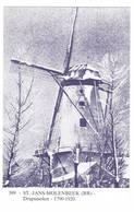 Sint-Jans-Molenbeek: Drapsmolen ( 2 Scans) - Autres