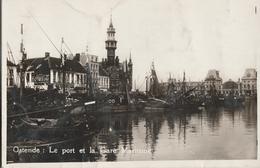 Cartolina - Postcard /  Viaggiata - Sent  -  Belgio,  Ostende - Il Porto - Belgio