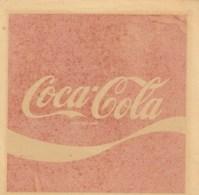 Vintage Unused Shop Window Label Coca-Cola Coca Cola Yugoslavia - Coca-Cola