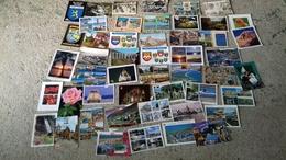 Lot 49 Cartes Postales - 5 - 99 Postcards