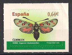 Spanien  (2010)  Mi.Nr.  4476  Postfrisch / ** / Mnh (4ah06) - 1931-Heute: 2. Rep. - ... Juan Carlos I