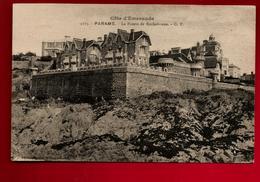 Jolie CP Ancienne 35 Paramé La Pointe De Rochebonne - Ed G.F. Guérin 4375 - Parame