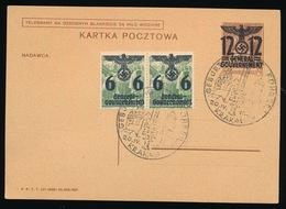 KARTA POCZTOWA  - GENERAL GOUVERNEMENT - Andere