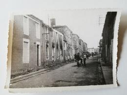 CERISAY /  PHOTOGRAPHIE / ROUTE DE POUZAUGE . / 1944 - Cerizay