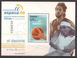Spanien  (2006)  Mi.Nr.  Block 157  Postfrisch / ** / Mnh (8bl-01.6) - 1931-Heute: 2. Rep. - ... Juan Carlos I