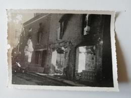 CERISAY /  PHOTOGRAPHIE / APRES L'INCENDIE / 1944 - Cerizay