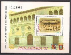 Spanien  (2002)  Mi.Nr.  Block 105  Postfrisch / ** / Mnh (8bl-01.7) - 1931-Heute: 2. Rep. - ... Juan Carlos I