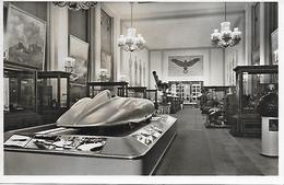 Mercedes Benz Voiture De Course 1936 Carte Photo Exposition Internationale Paris 1937 Le Pavillon Allemand  Symbole ! - Sport Automobile