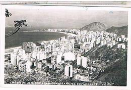 BRESIL  PANORAMA COPACABANA   1950 US58 - Copacabana