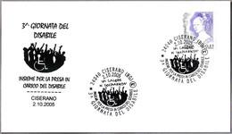 3º DIA DE LA DISCAPACIDAD - DAY OF DISABLED. Ciserano, Bergamo, 2005 - Handicap