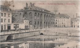 Cpa B67  LILLE Halles Aux Sucres-abreuvoir-ancienne Place Devenue Square ?? - Lille