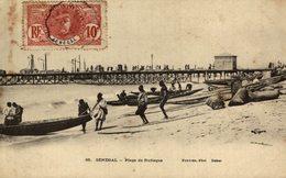 SENEGAL PLAGE DE RUFISQUE - Senegal