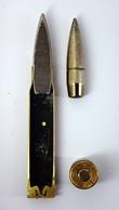 Cartouche 7.92 Mauser Tchèque 1938 En Coupe - WW2 - 1939-45