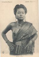 LAOS )) Collection Raquez, Série A 2 / SAO SI BUSTE / NU FEMININ - Laos