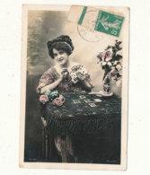 FANTAISIE  )) JEU DE CARTES / REUSSITE - Cartes à Jouer