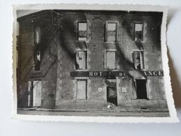 CERISAY /  PHOTOGRAPHIE / HOTEL DE FRANCE ROUTE DE BRESSUIRE /   1944 - Cerizay