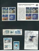 RUSSIA, (Soviet Union), 1989 LOT OF STAMPS MNH (PHILATELIC EVENTS - 1923-1991 URSS