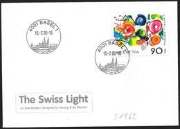 Svizzera/Switzerland/Suisse: Congiunta Svizzera-Francia, Joint Switzerland-France, Commune Suisse-France - Emissioni Congiunte