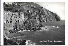 Riomaggiore (SP) - Viaggiata - Autres Villes
