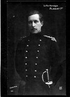 CPA - Le Roi Héroïque ALBERT 1er - Guerra 1914-18