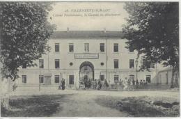 CPA Dept 47 VILLENEUVE SUR LOT Prison - Villeneuve Sur Lot