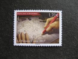 TB Timbre D'Andorre N°796, Neuf XX. - Neufs