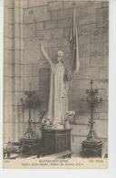 JEANNE D'ARC - MANTES SUR SEINE - Eglise Notre Dame - Statue De JEANNE D'ARC - Femmes Célèbres