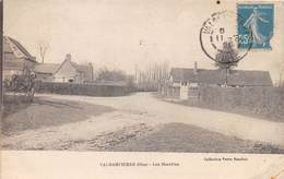VALDAMPIERRE - Les Marettes - France