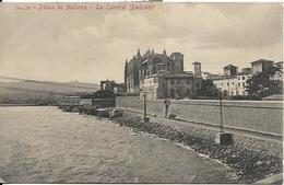 PALMA DE MALLORCA, La Catedral - Palma De Mallorca