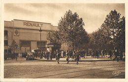Boulogne-Billancourt - La Place Jules Guesdes, Usines Renault - Carte Edug N° 2 - Boulogne Billancourt
