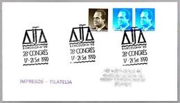 28 Congreso AIJA (Asociacion Internacional De Jovenes Abogados). Barcelona 1990 - Profesiones