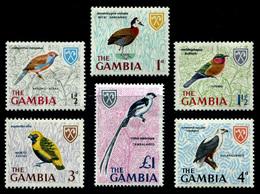 1966 Gambia (6) - Gambie (1965-...)