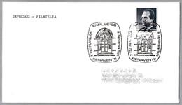 Exfilbe'90 - IGLESIA De SAN JUAN DEL MERCADO. Benavente, Zamora, 1990 - Iglesias Y Catedrales