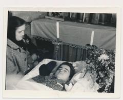 REAL ANCIENNE PHOTO, PHOTO MORTUAIRES Boy Garcon - Post-mortem,   Photo ORIGINAL - Photos