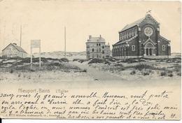 NIEUPORT, L'Eglise - Nieuwpoort
