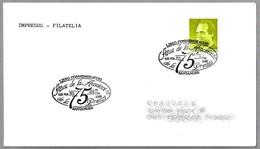 75 Años ASOCIACION DE LA PRENSA - 75 Years Press Association. Santander, Cantabria, 1989 - Escritores