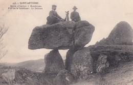 SAINT ANTHEME           LE DOLMEN - Dolmen & Menhirs