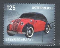 Oostenrijk, Mi 3376 Jaar 2018, Hogere Waarde,    Gestempeld - 1945-.... 2. Republik