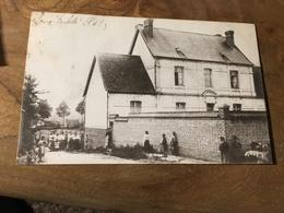 282/ SAVY BERLETTE ECOLE DE FILLES TRES RARE - Autres Communes