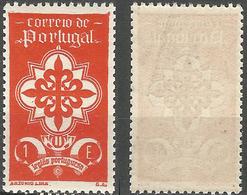 PORTUGAL Legiao Portuguesa -1E- 1940- Afinsa 589- MNHOG- Excellent - Nuevos