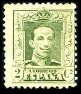 1922 Spain - Unused Stamps