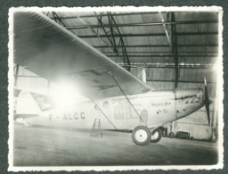 Photo Avion Joseph Le Brix Rossi Et Codos Record Du Monde 1933 De New-York à Rayak Liban Syrie - Luftfahrt