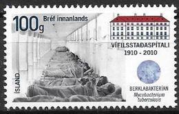 Islande 2010, N°1215 Neuf Sanatorium De Vifilsstadir - 1944-... Republic