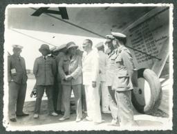 Photo Avion Joseph Le Brix Rossi Et Codos Record Du Monde 1933 De New-York à Rayak Liban Syrie - Aviazione