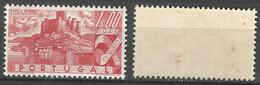 PORTUGAL Castelos De Portugal -1E- 1946- Afinsa 668- MNHOG- Excellent - Nuevos