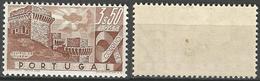 PORTUGAL Castelos De Portugal -3.50E- 1946- Afinsa 671- MNHOG- Excellent - Nuevos