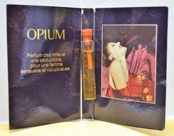 YVES SAINT LAURENT OPIUM - Miniatures De Parfum