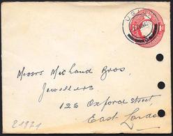 Gran Bretagna/Great Britain: Intero, Stationery, Entiers - Interi Postali